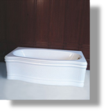 Old Time Fiberglass Tub