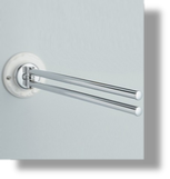 Charleston Pivotable Towel Bar