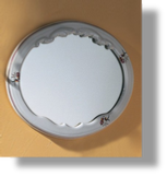 Charly Oval Mirror
