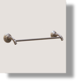 "Pompadour 18"" Towel Bar"