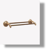 "Pompadour 18"" Double Towel Bar"
