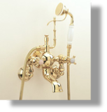 Royale Exp. Tub & Shower Mixer Wall M.
