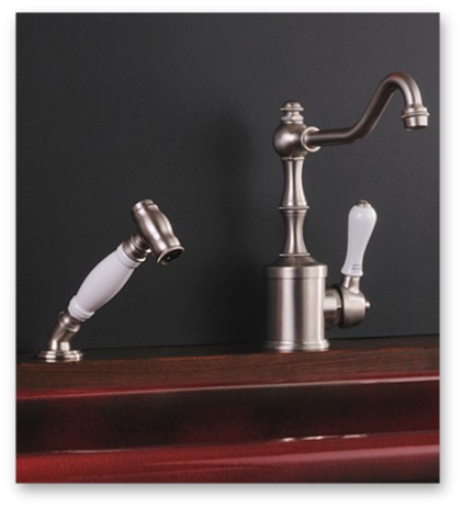 Royale Single Lever Mixer with Spray