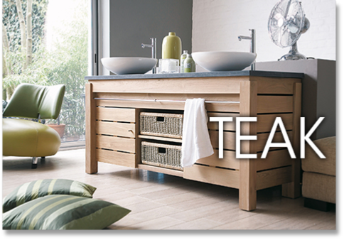 Line ART Teak Collection